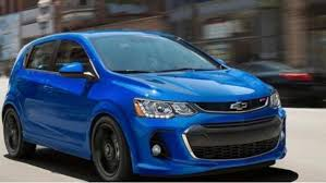 Buying a Used 2021 Chevy Sonic at an Auction